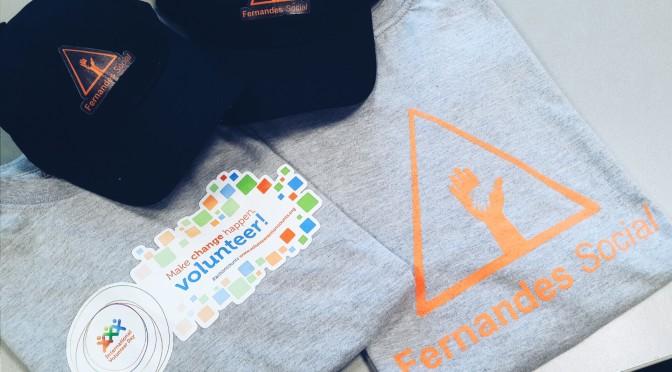 Vrijwilligersdag Fernandes Social