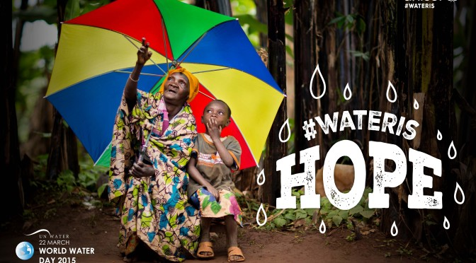 #Wateris hope