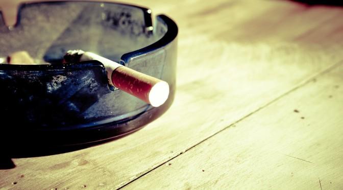 sigaret asbak