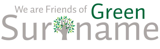 We are Friends of Green Suriname