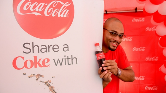 Share A Coke Roadshow