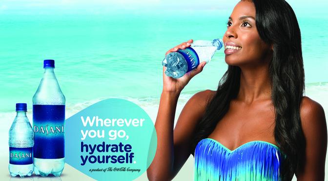 Dasani water Fernandes Bottling Company