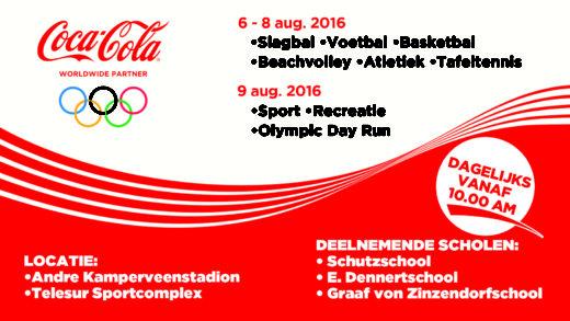 Coca-Cola Olympics 2016