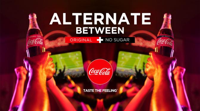 Coca-Cola Original Taste No Sugar