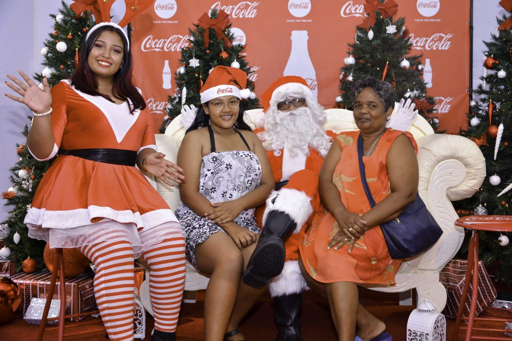 Coca-Cola Christmas Caravan 2019 Nickerie
